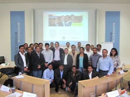 top best executive MBA