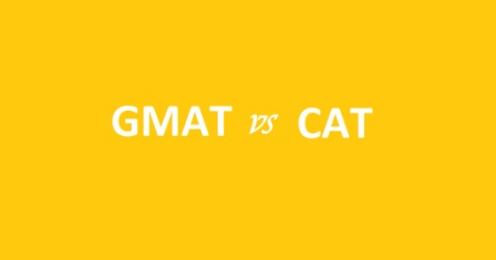GMAT vs CAT - the differences laid bare