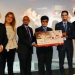 IIM B's One Year MBA Team Beats 4600 to Win Global Marketing Competition