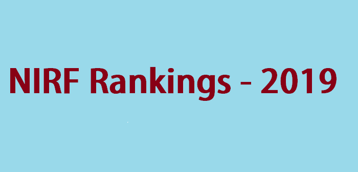 NIRF Ranking 2019: IIMB Captures Rank No.1, Pushes IIMA To Second Spot