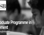Admission Open for One Year MBA (PGP) Class of 2021 at ISB