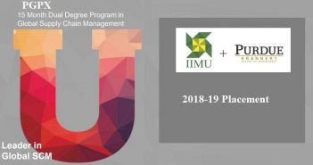 IIM Udaipur One Year MBA (PGPX) Placement 2019: Average Salary Rises to Rs 15.44 LPA