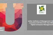IIM Udaipur Launches Full-Time One Year MBA in Digital Enterprise Management
