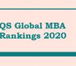 INSEAD Tops QS Global MBA Rankings Europe 2020