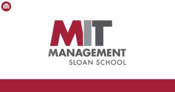 MIT Sloan Fellows MBA, a One-year Program for Executives With High Potential