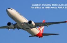 Aviation Industry Holds Lessons for MBAs IIMB Hosts FOAA 2020