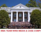 Tuck MBA Team Wins Media and Entertainment Case Competition