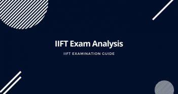 IIFT Exam Analysis